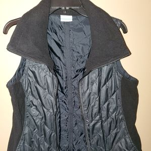 ❤Women's Columbia Vest Size XL Black